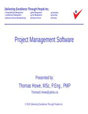 5_Project Management Software Revised 2015-09-10