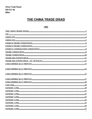 344 CO China Trade Disad