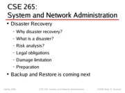 24-DisasterRecovery