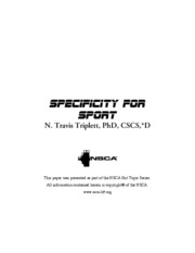 Specificity_for_Sport