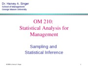 4 Statistical Inference