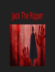 Jack The Ripper Visual