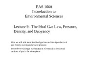 Lecture9_IdealGasLaw_Buoyancy