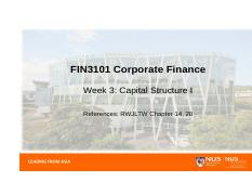 Lecture 3 Capital Structure I.pdf