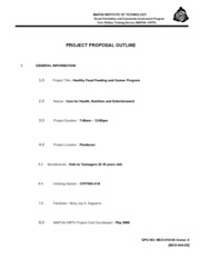 Zamora_Activity 01_Project Proposal Outline