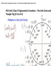 PCH Unit 5 Day 4 Patterns in the Unit Circle and Reciprocal Functions.pdf
