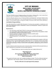 Water and Wastewater Technician Student - Brooks Alberta.pdf