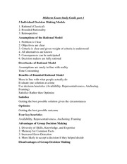 Midterm Exam Study Guide part 1