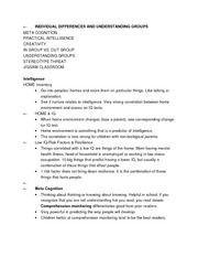 class 5 NOTES