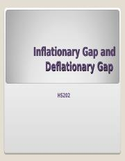 Inflationary Gap and Deflationary Gap.ppt