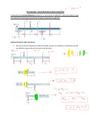 Extra example - Virtual work beams - INK