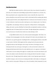 Mad Max Final Paper DC 100 (2).docx
