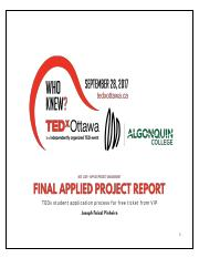 FINAL APPLIED PROJECT REPORT-Joseph Faizal Pinheiro.pdf