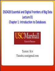 Lecture 01 - Introduction to Database .pdf