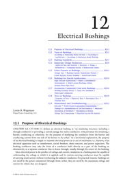 Chapter 12. Electrical Bushings