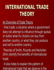 Trade Theory.ppt