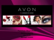FINAL FINAL AVON POWER POINT!!!!
