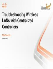 59813994-Troubleshooting-Wireless-LANs-with-Centralized-Controllers