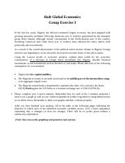 2016_Global Economics_Group Exercise 3