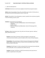 Genetics Ch2 Study Guide.docx