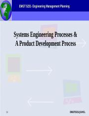 Week 2 Systems Engineering Process(2)