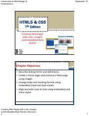 3b. Creating Web Pages with Links, Images, and Embedded Style Sheets.pdf