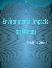 16.4- Environmental Impacts on Oceans.pptx