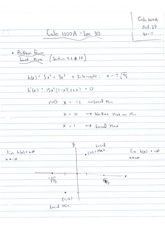 MATH19 Lecture Notes (2013) - #30