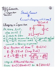 DC and RC Circuits