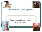 Personality Development POST