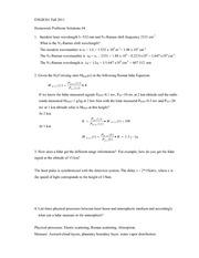 Engr 301 Hw Assignment Solution 4