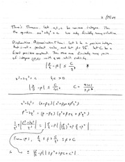 polynomial theorem review
