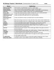 2.3 Carbohydrates and Lipids Worksheet.docx