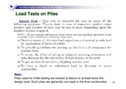 CE 632 Pile foundations Part-2 PPT - Foundation Analysis and Design