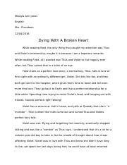 Dying with a Broken Heart.docx
