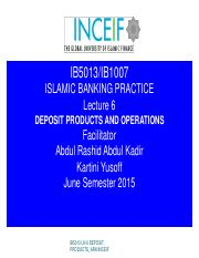 IB5013 LN 6 DEPOSIT PRODUCTS AND OPERATIONS.pdf