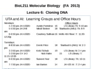 Lecture+6+Cloning+_FA+2013_+for+students