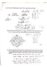Midterm 2 (with Solutions)