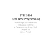 SYSC-3303-03-Interchange&Interaction