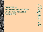 c10 Revenue Cycle