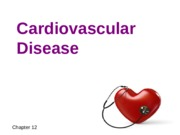 Cardiovascular Disease. Chapter 15.S