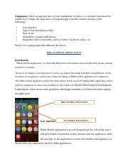 mobile app asgnmnt.docx