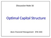 NOTE16_Capital_Structure