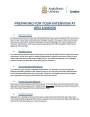 How to prepare for an academic interview.pdf