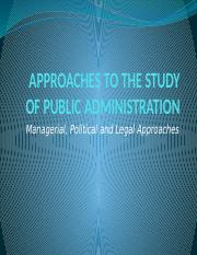 221840344-Approaches-to-the-Study-of-Public-Administration.pptx