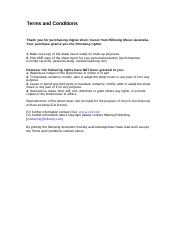 OHT - THE STAND pdf - Terms and Conditions Thank you for purchasing