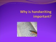 Why_Is_Handwriting_Important