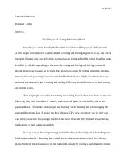 Vasilchuk Texting and Driving Essay.docx