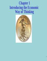 Chapter 1 Introducing the Economic Way of Thinking (2).ppt