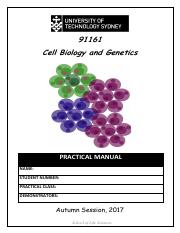 Lab Practical manual
